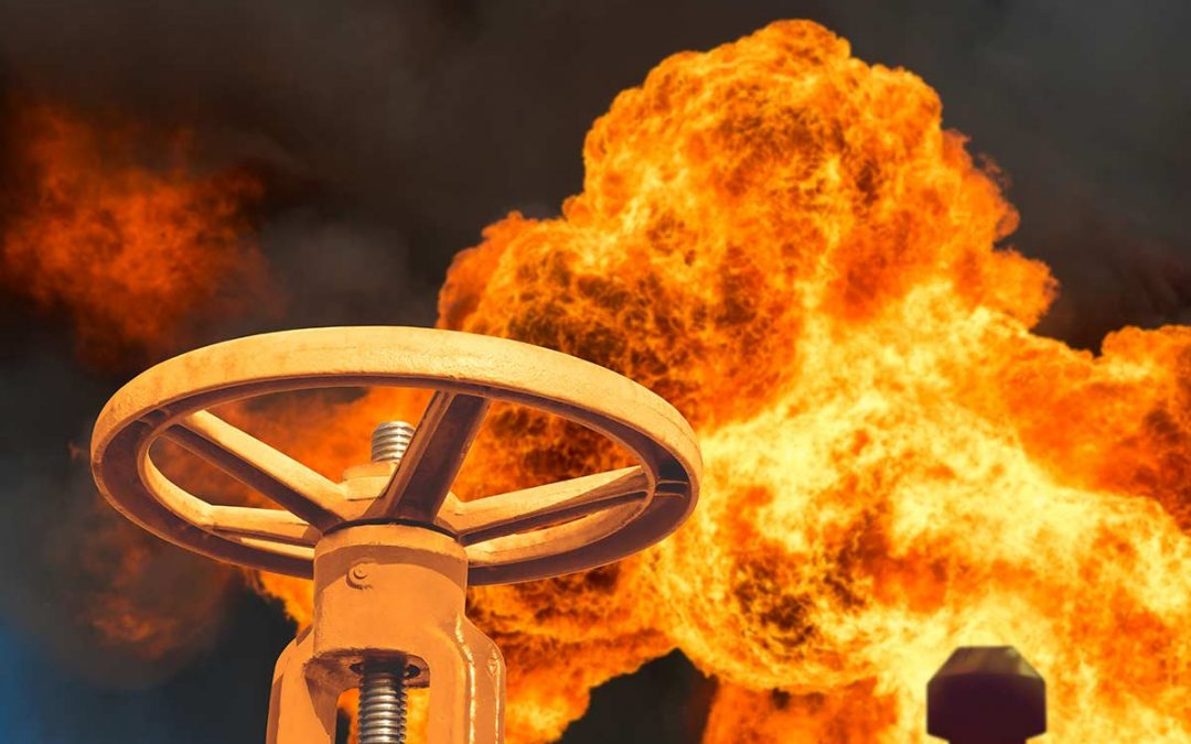 Oil & Gas Safety Series: 10 Fire Protection Tips