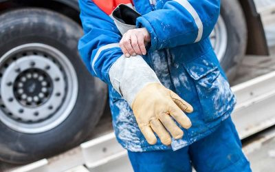 Oil and Gas Safety Training: Finger, Hand and Wrist Injuries