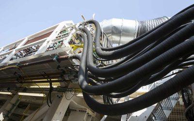 Proper Maintenance For High Pressure Hoses on Offshore Rigs
