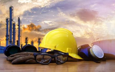 Oil and Gas Safety Training: Protective Headgear